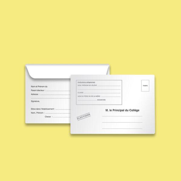 Imprimés administratifs