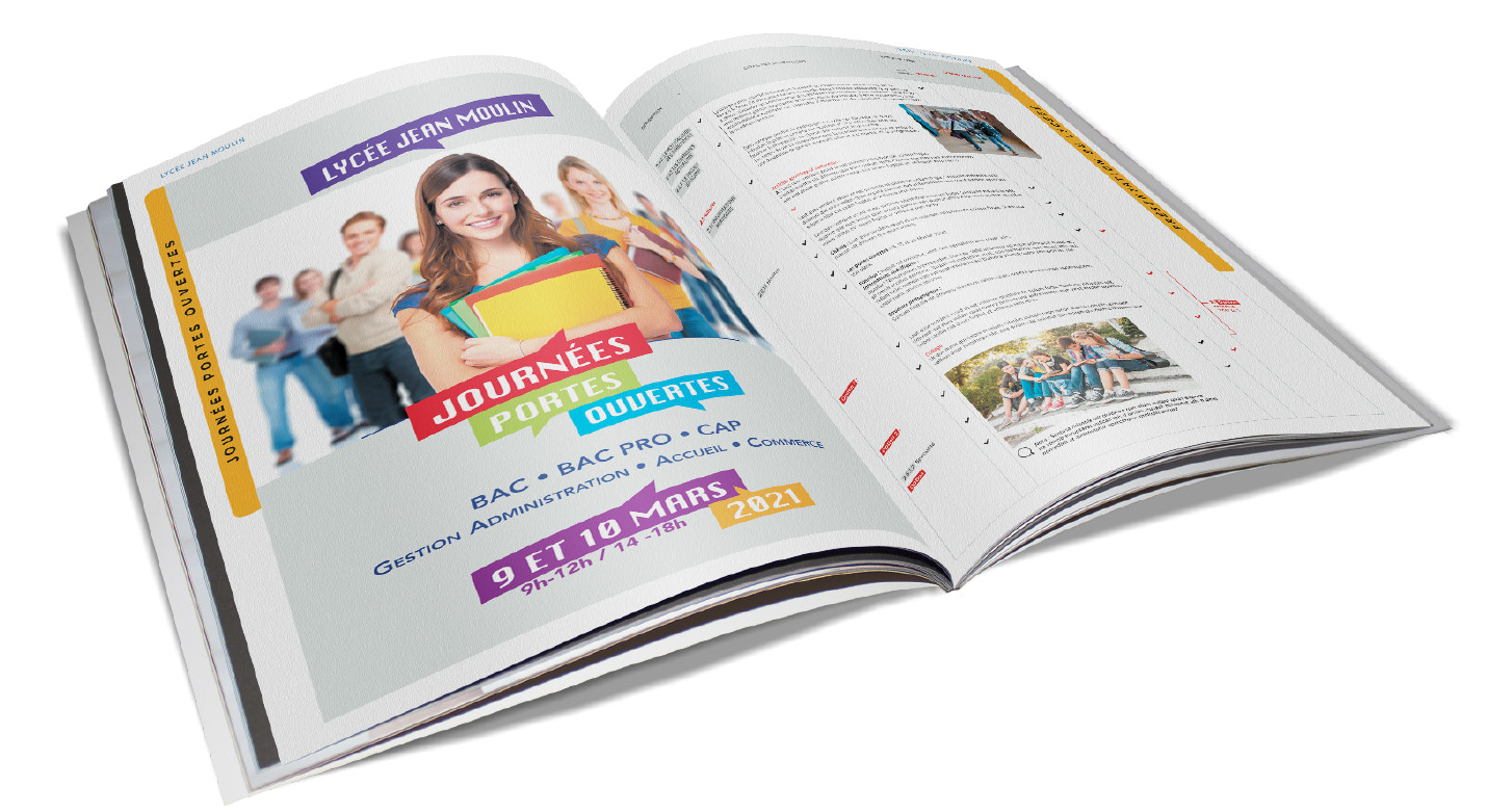 Brochures événementielles